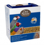 Deli Nature Eggfood foreign finches MOIST 4kg