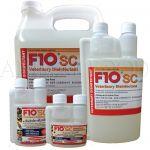 F10 SC dezinfekce