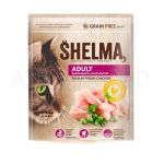 SHELMA Adult Chicken 750g