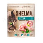 SHELMA Kitten Turkey 750g