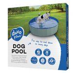 Bazén pro psa 80 x 30cm modrý