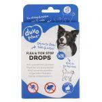 Antiparazitní pipety FLEA & TICK STOP Dog 5x2ml