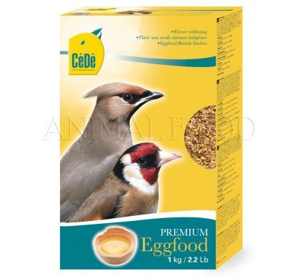 CéDé® Eggfood British finches 1kg